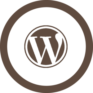 WordPress CMS - Icon
